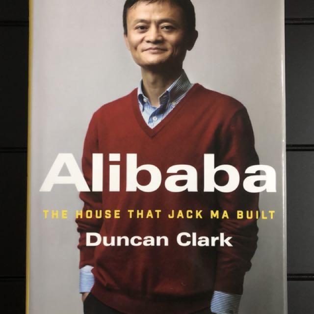 Alibaba Jack Ma Book Books Stationery Fiction On Carousell