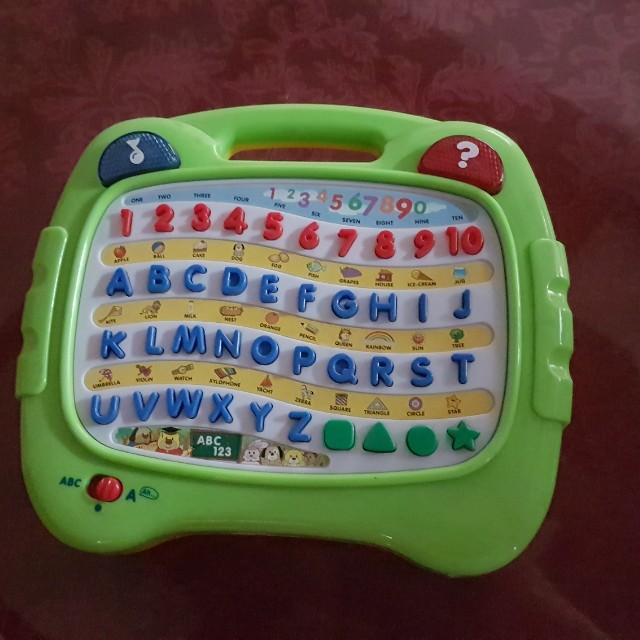 Alphabetical Toy