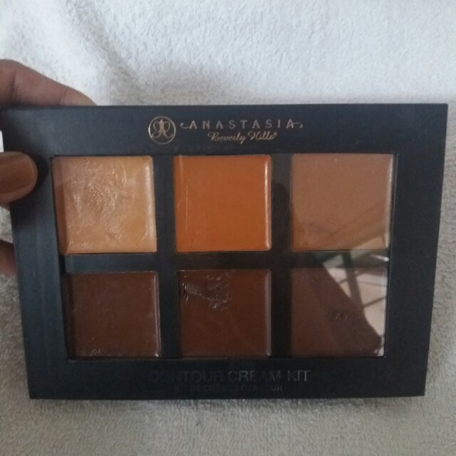 Authentic Anastasia Contour Cream Kit