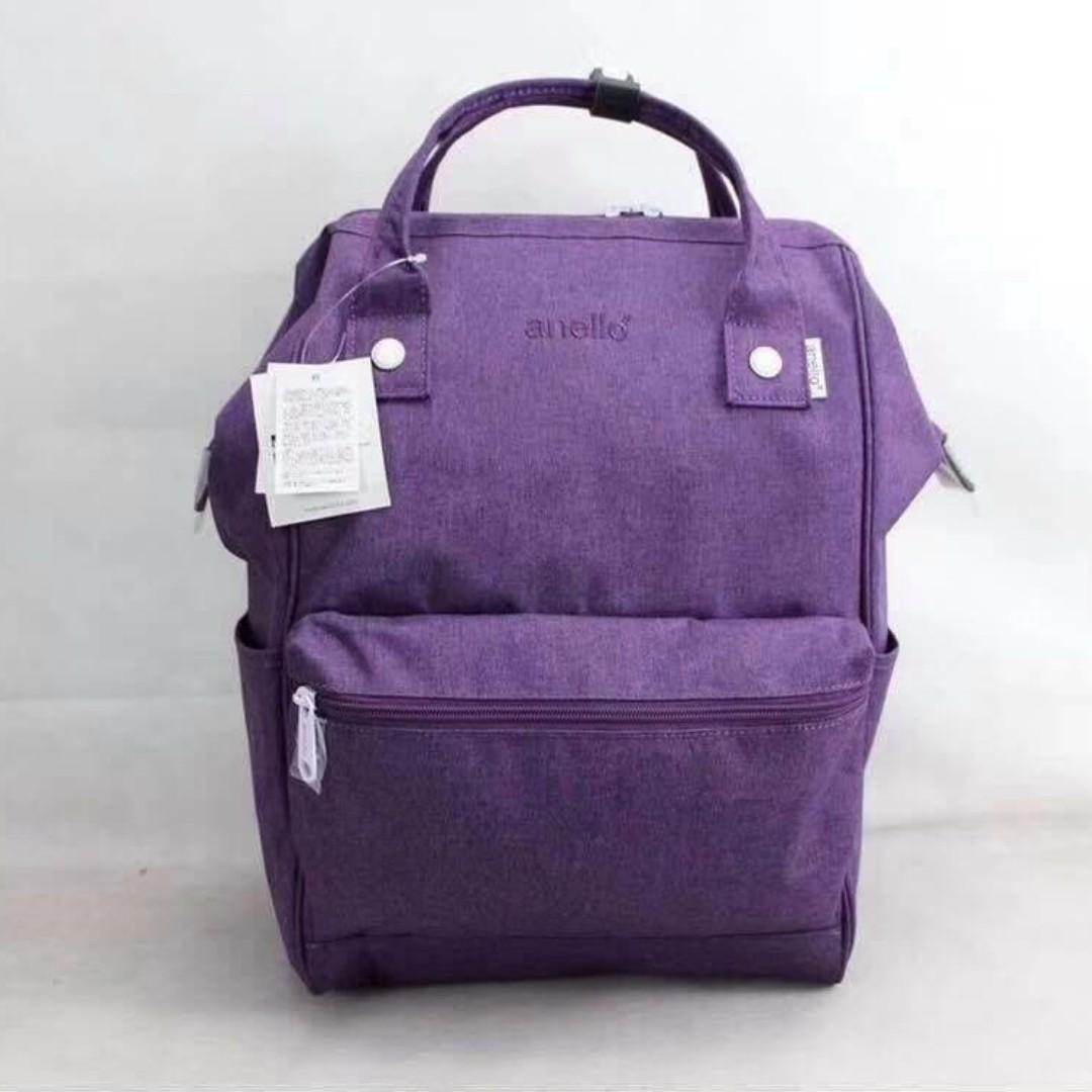 Anello Mottled Backpack - Purple