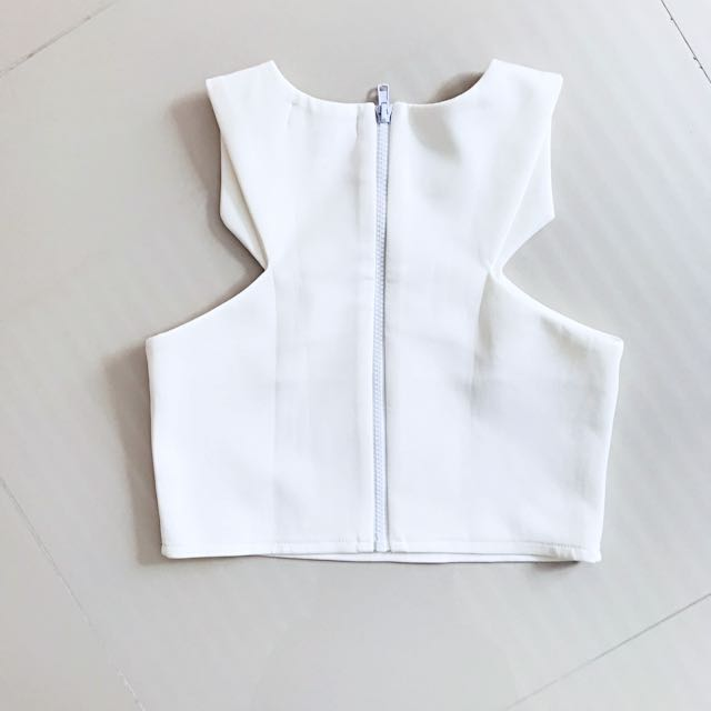 Apartment Eight Cropped top