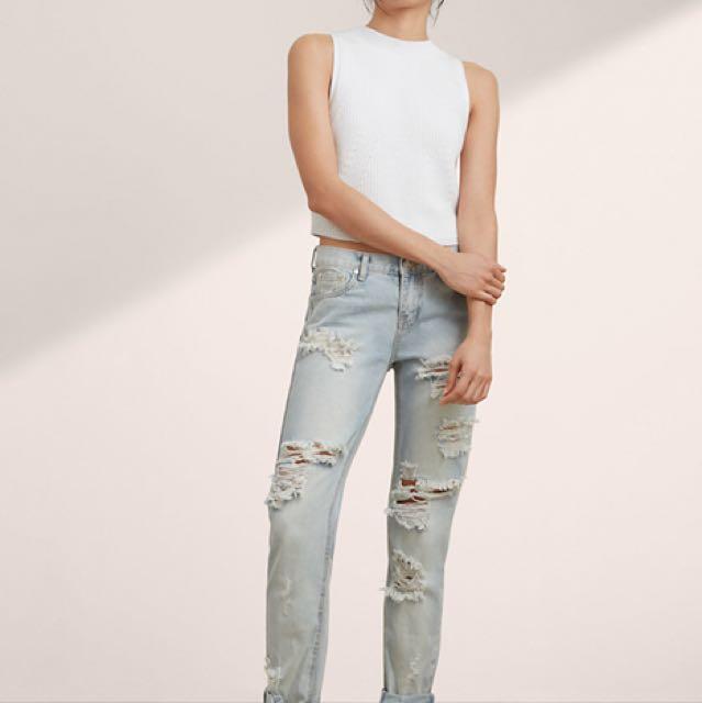 Aritzia One Teaspoon Jeans