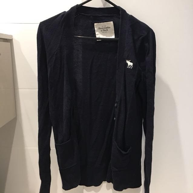 Authentic A&F Cardigan