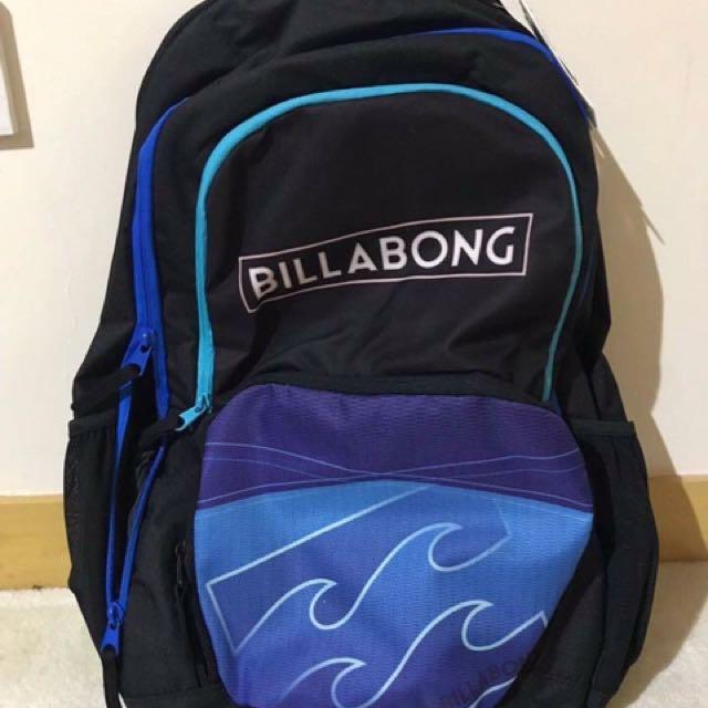 Authentic Billabong bagpack
