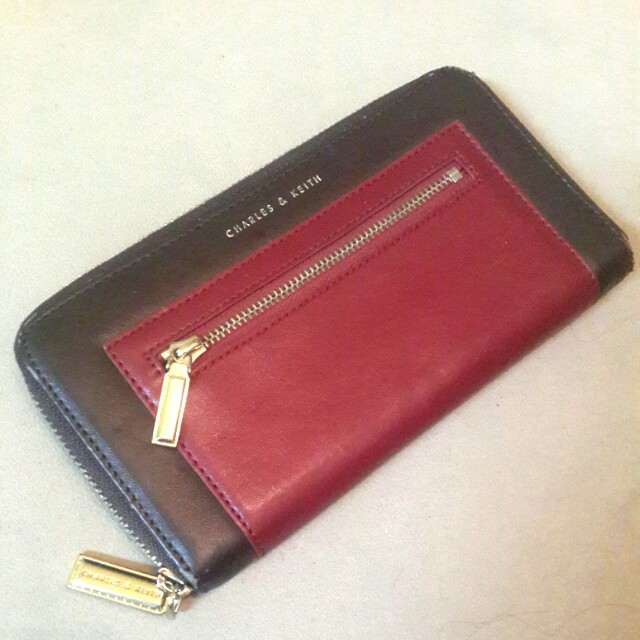 Authentic Charles & Keith Purse (Defect)