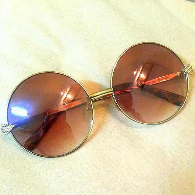 Authentic Karen Walker Sunglasses (FREE POSTAGE)