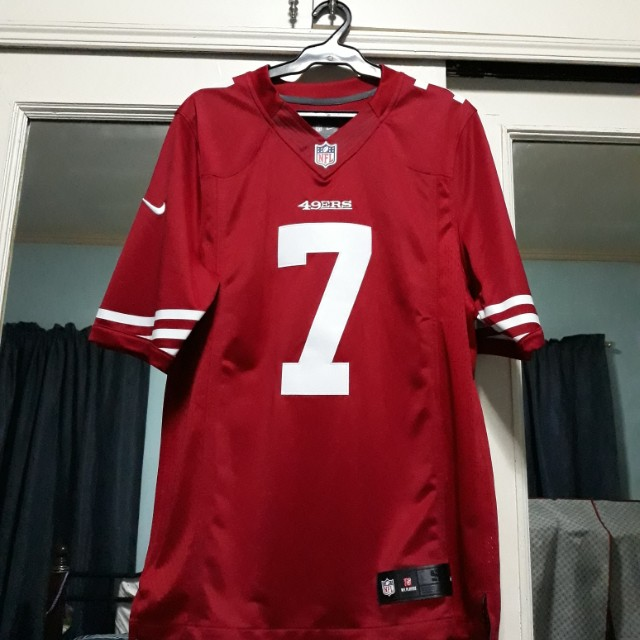 Authentic NFL Kaepernick Jersey (orig price - usd150+tax)
