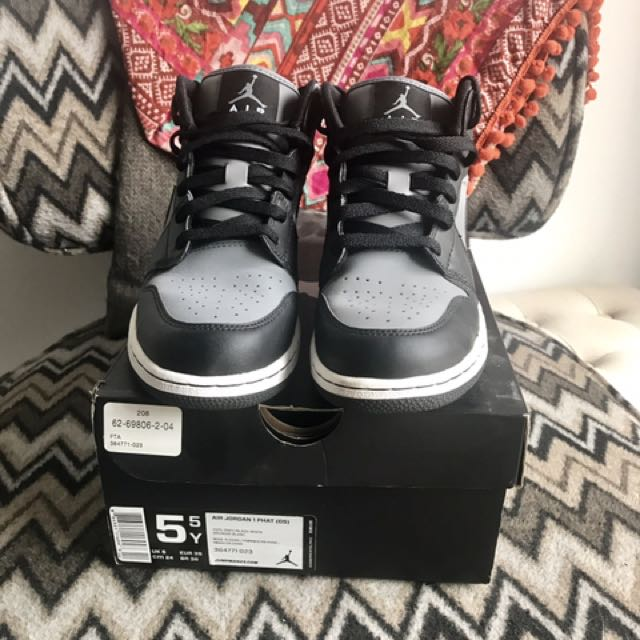 Authentic Nike Air Jordan 1 Phat