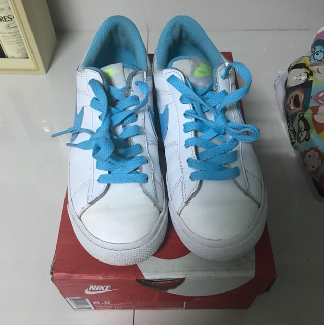 Authentic Nike Match Supreme LTR shoes