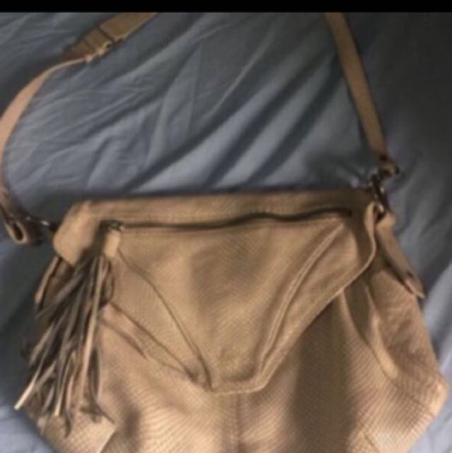 Authentic rookie bud sling bag