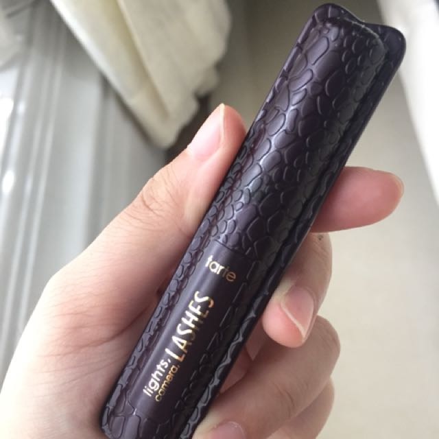 [BARU] TARTE Lights, Camera, Lashes 4-in-1 Mascara (travel size)