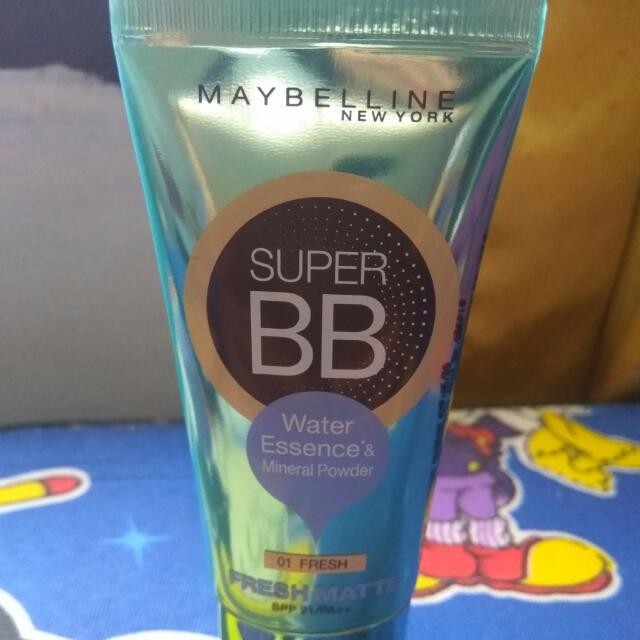 BB Cream Maybelind Fress