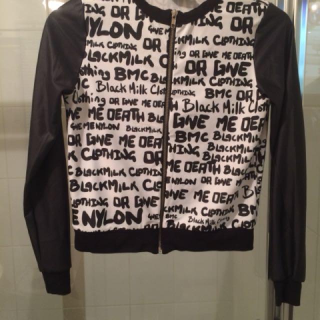 Blackmilk sample jacket