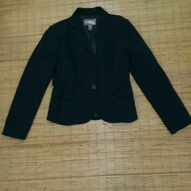Blazer dark green