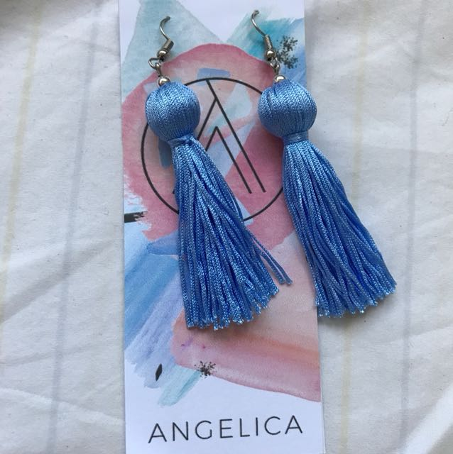 BN Tassel Earrings
