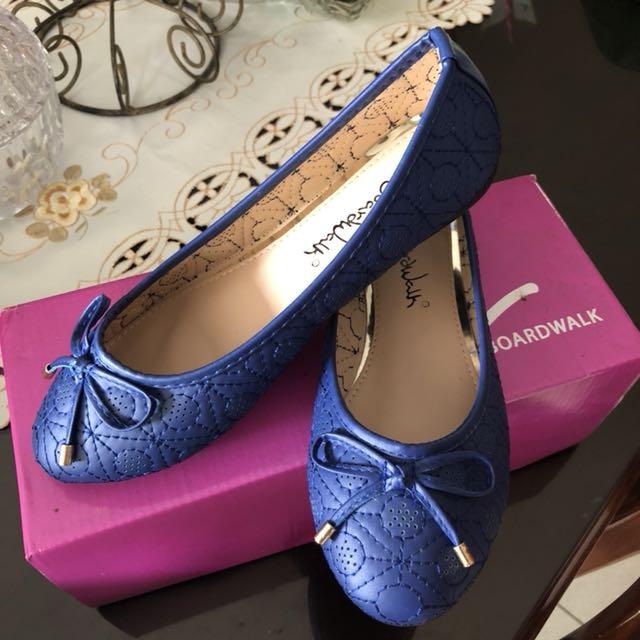 Boardwalk doll shoes