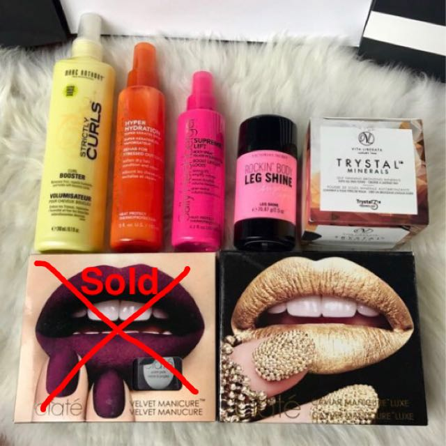 Body, Hair & Nails Products - $200 value!