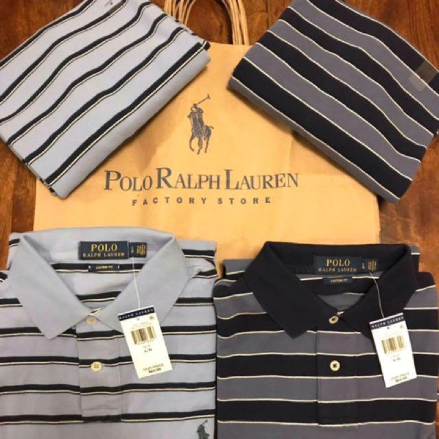 Brand New Ralph Lauren Polo Shirts for Men