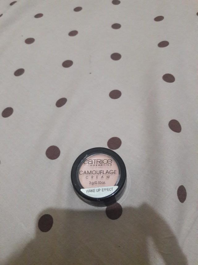 Camouflage Cream - Wake Up Effect (corrector)