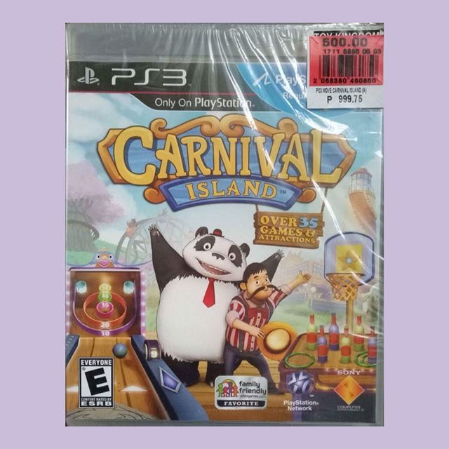 Carnival Island for PS3