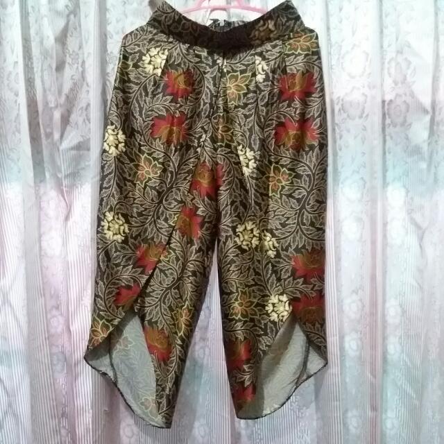 Celana Batik Aladin