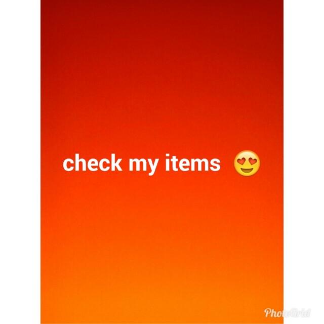Check my item  😍
