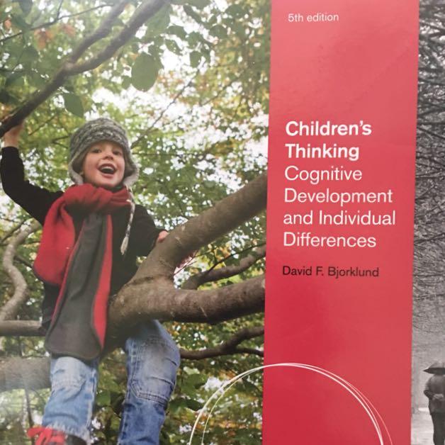 Childrens Thinking (5th Edition)