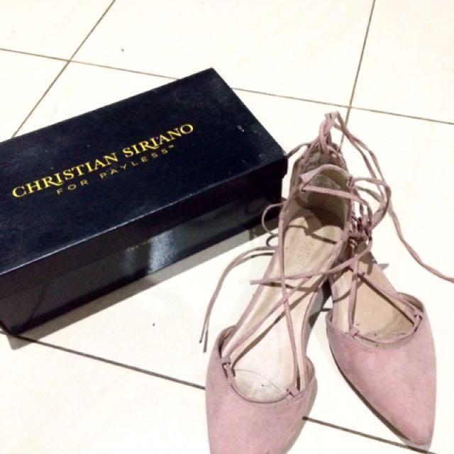 Christian Siriano ballerina shoes Free ongkir surabaya gresik sidoarjo