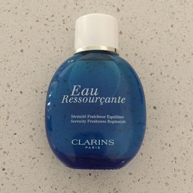 Clarins treatment fragrance x2