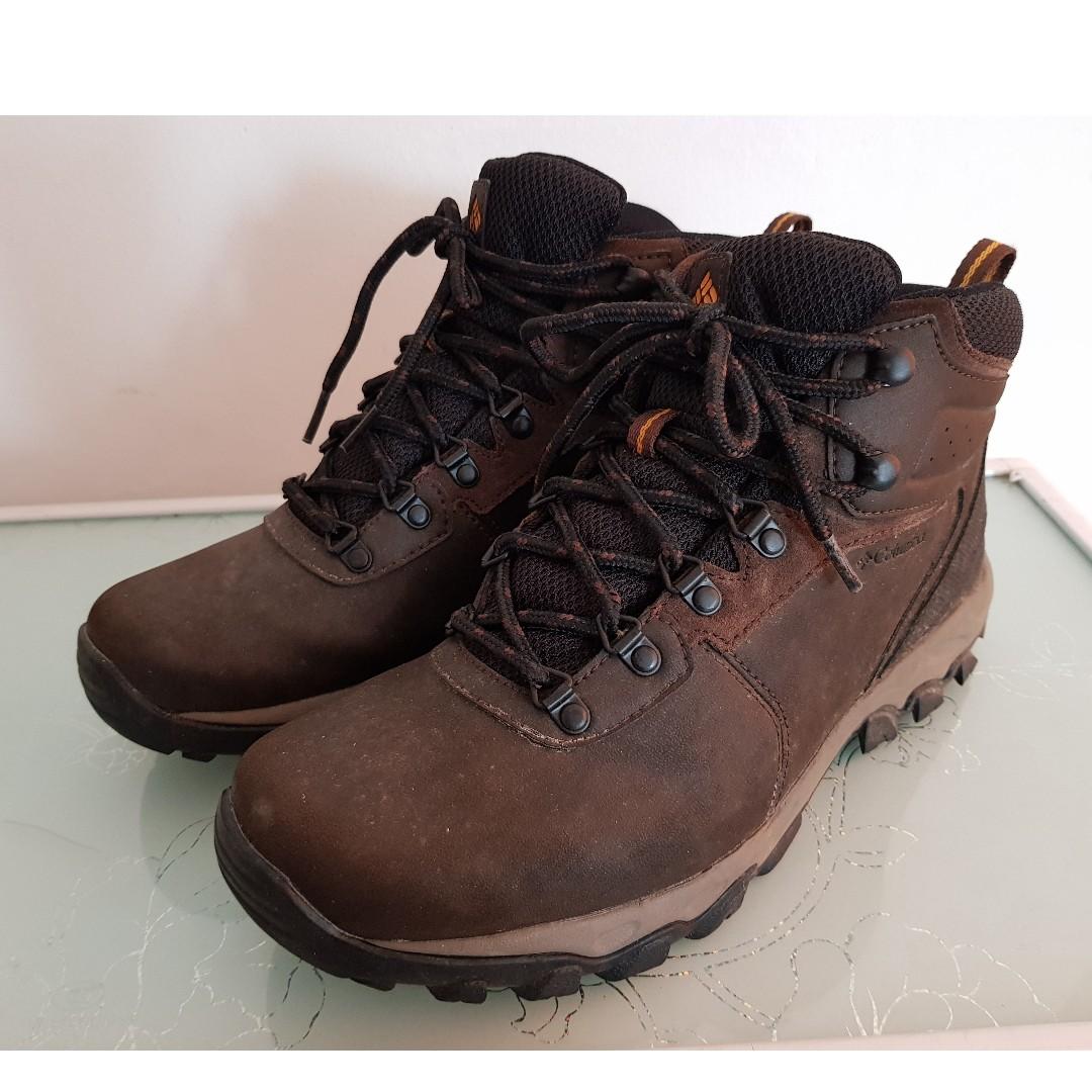 6031281611f Columbia Men's Hiking Shoes