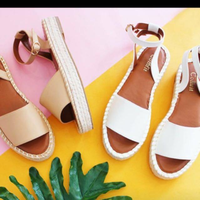 Comfit espadrille sandals s6