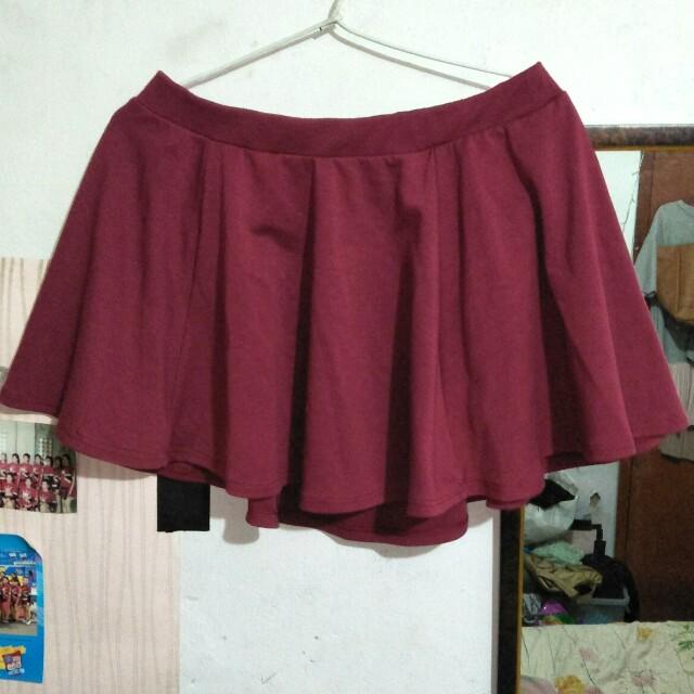 Cotton On Mini Flare Skirt