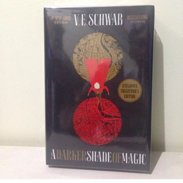 Darker Shade of Magic HB