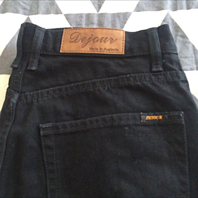 Dejour Vintage Style Jeans Size 10