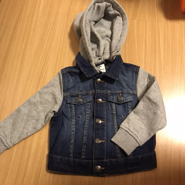 Denim jacket 2-3 yrs old