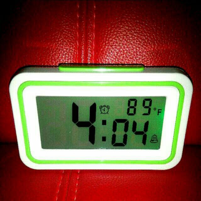 Digital Talking Clock.