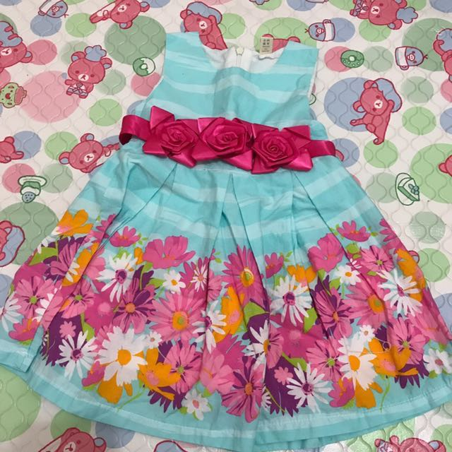 dress merk sara kids