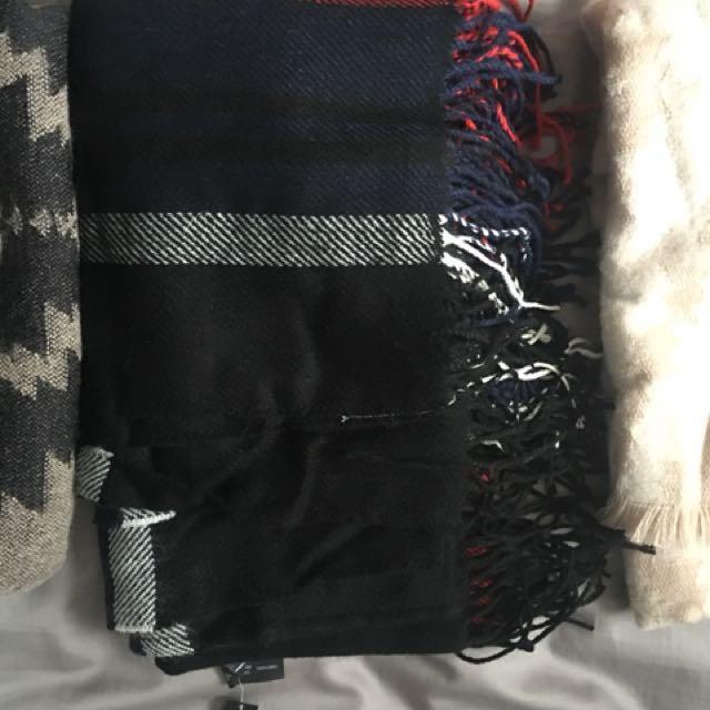 Dynamite Blanket Scarf