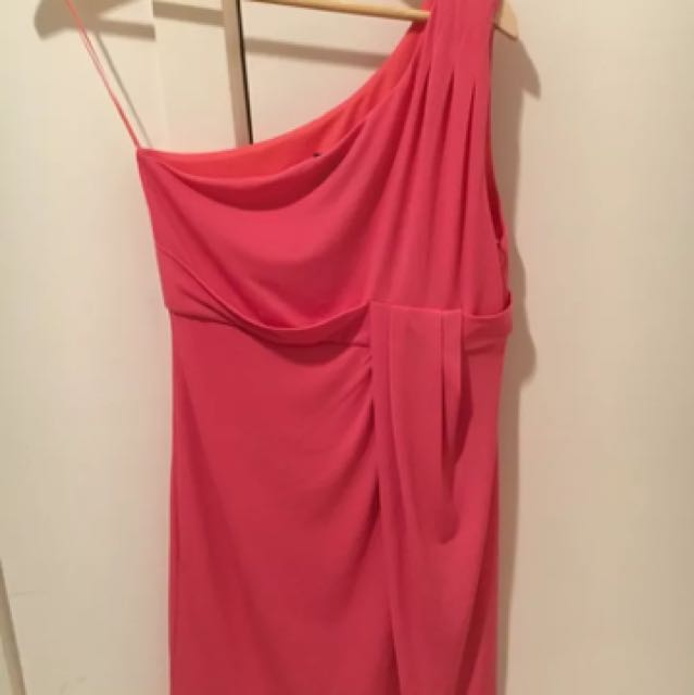 ELLY M hot pink size 8