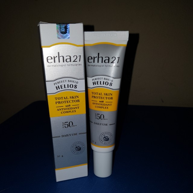 ERHA21 HELIOS DAILY USE SPF50