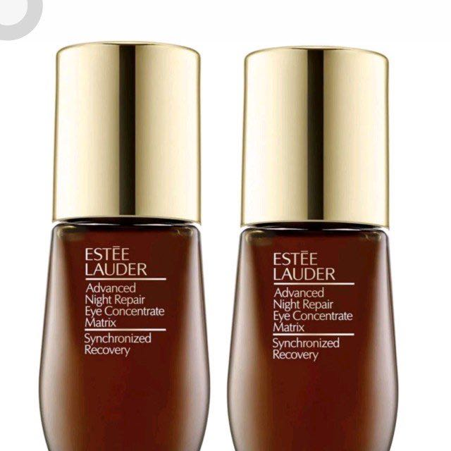 estee lauder ANR eye advanced night repair concentrate matrix serum