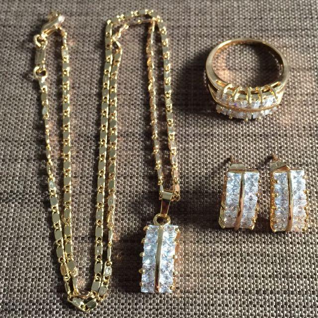 Fashion Jewelry Ser #2