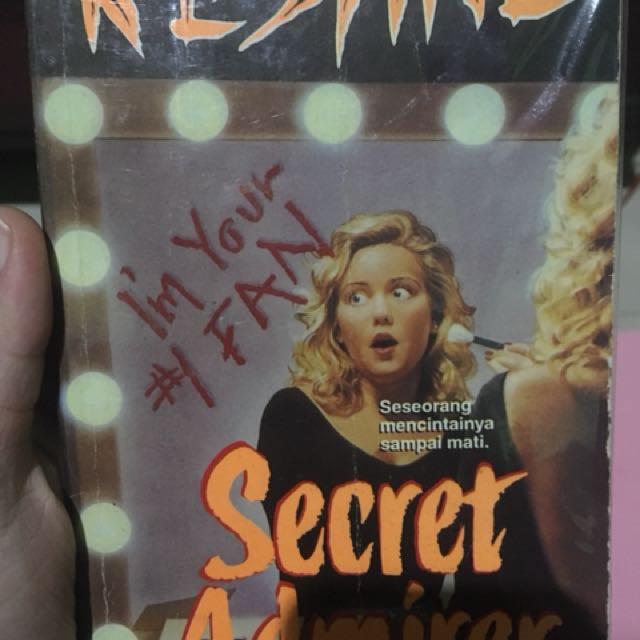 Fear street R.L Stine (last 3 books)