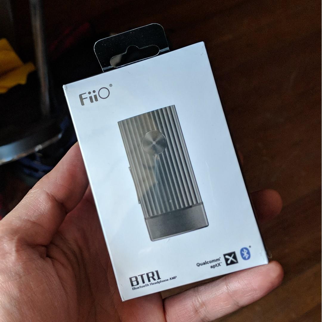 FiiO BTR1 Bluetooth Headphone Amplifier