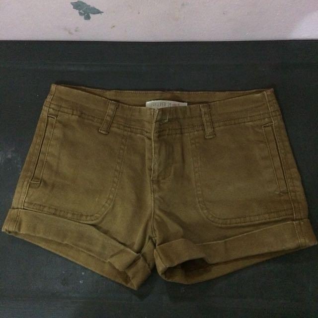 forever 21 Girls brown shorts