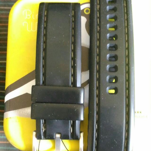 Fossil CH2573 Rubber / Strap Bonus
