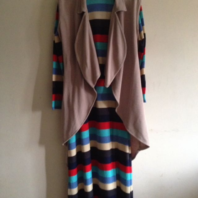 Gamis + Outer