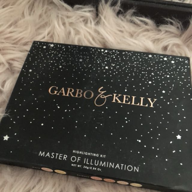 Garbo and kelly highlighter