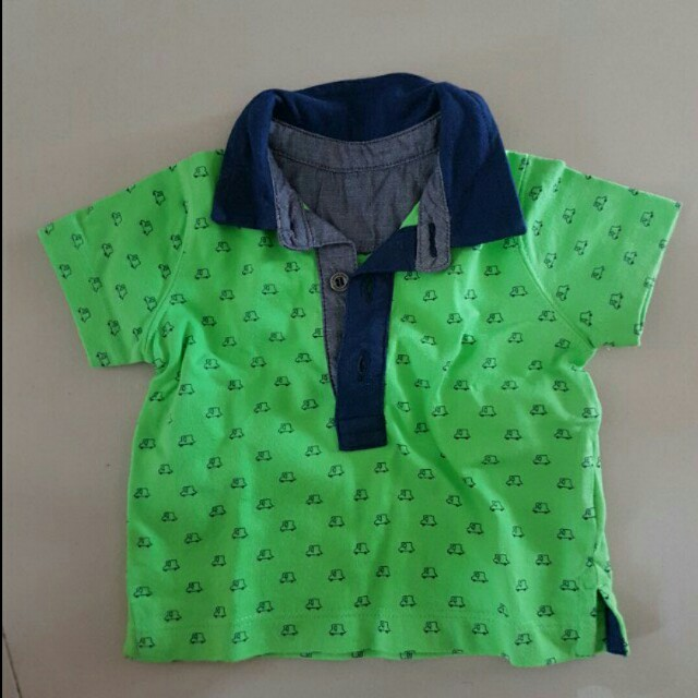 green polo by mothercare