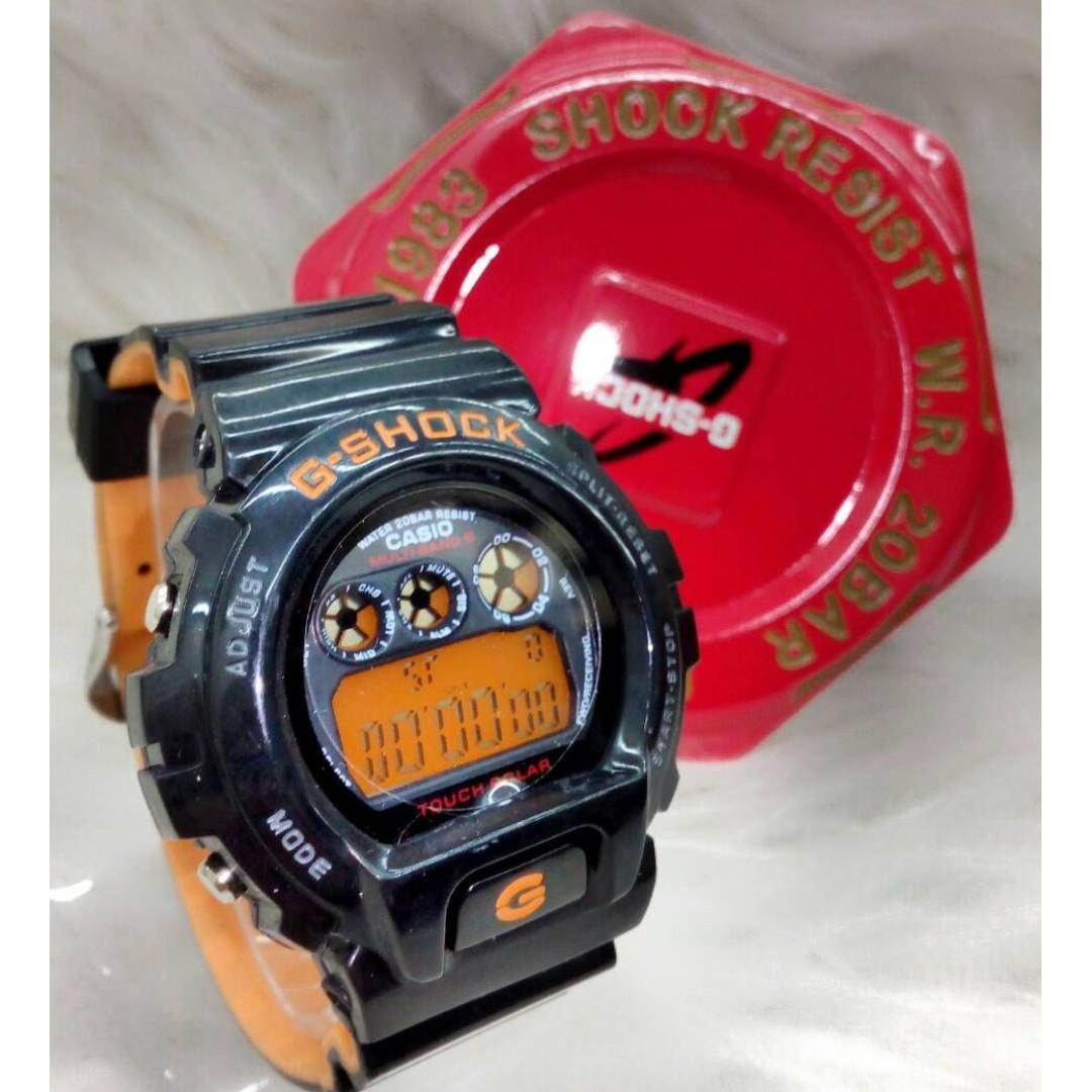 G Shock Dw6900 Watch Mens Fashion Watches On Carousell Besi Best Seller Jam Tangan Terlaris Ter Photo